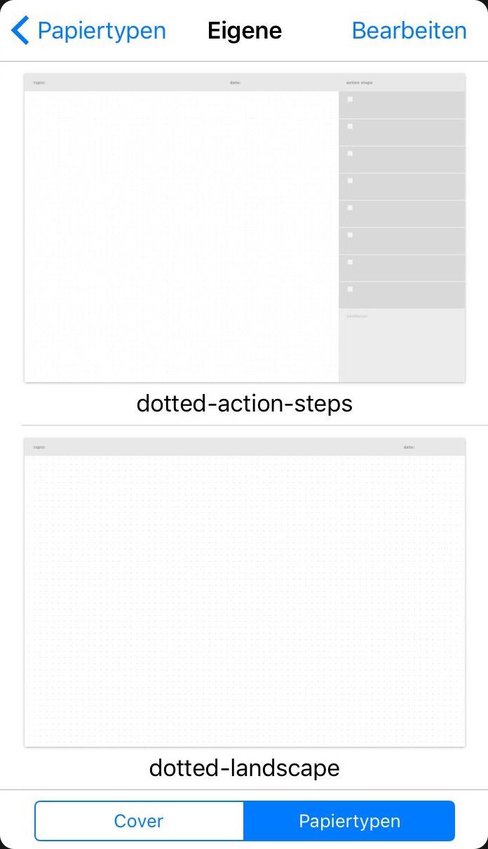 ipad-papiertypen
